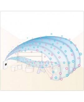 Oczyszczacz powietrza z technologią jonów Plasmacluster