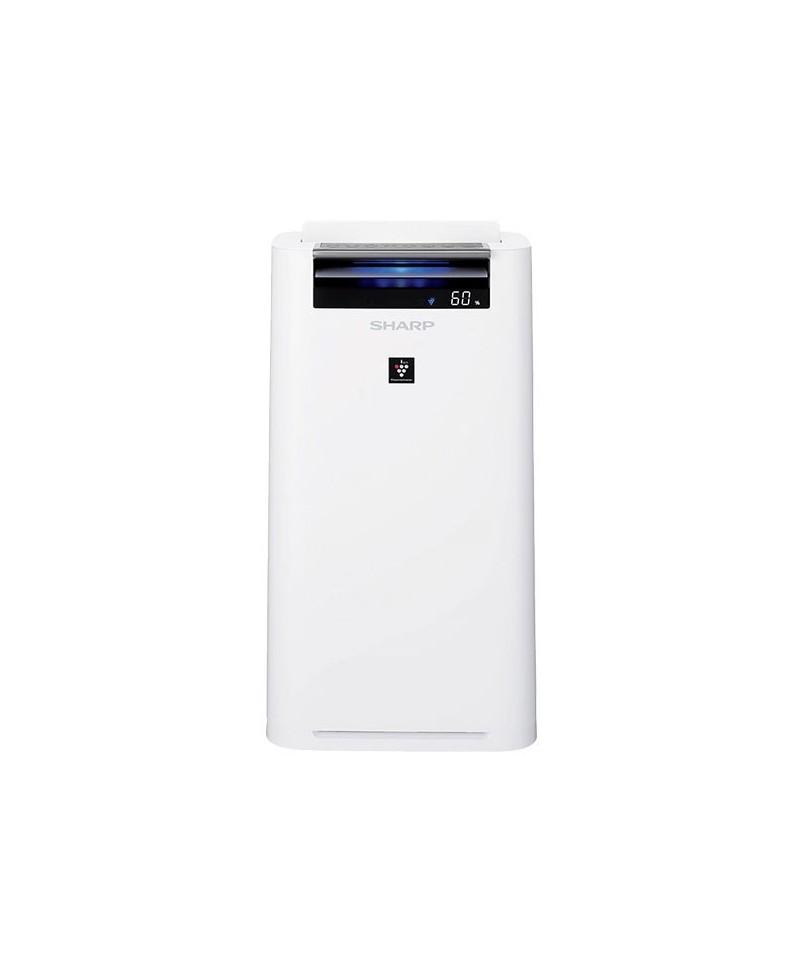 Inteligentny oczyszczacz powietrza z funkcją nawilżania + Samochodowy generator Plasmacluster HD