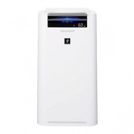 Inteligentny oczyszczacz powietrza z funkcją nawilżania KC-A50EUW + Generator Plasmacluster HD IG-A10EUW