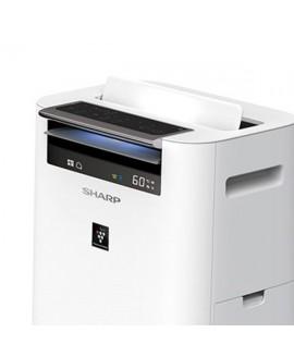 Inteligentny oczyszczacz powietrza z funkcją nawilżania KC-A40EUW + Generator Plasmacluster HD IG-A10EUW