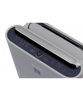 oczyszczacz i nawilżacz powietrza sharp UA-HD40E-L panel sterowania