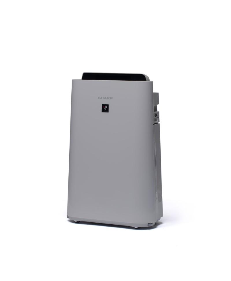 oczyszczacz i nawilżacz powietrza sharp UA-HD40E-L