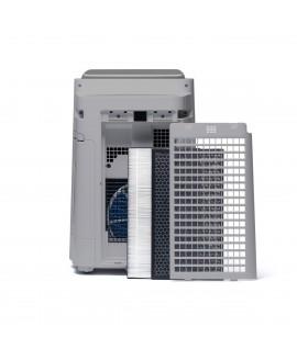 oczyszczacz powietrza z nawilżaczem sharp UA-HD60E-L system filtracji