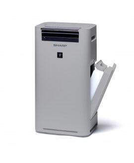 oczyszczacz i nawilżacz powietrza sharp UA-HG50E-L pojemnik na wodę