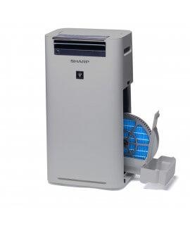 oczyszczacz i nawilżacz powietrza sharp UA-HG50E-L oczyszczacz nawilżacza
