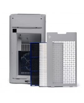 oczyszczacz i nawilżacz powietrza sharp UA-HG50E-L zestaw filtrów