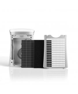 oczyszczacz powietrza SHARP UA-PF40E-W z filtrem węglowym i filtrem HEPA