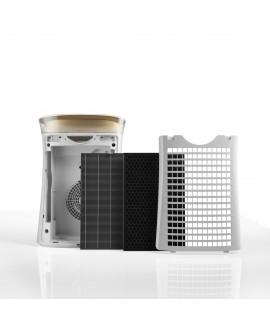 Oczyszczacz powietrza SHARP UA-PG50E-W z filtrem węglowym i HEPA