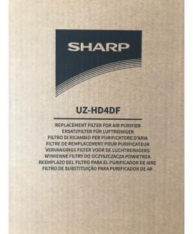 UZ-HD4DF Sharp, Filtr...