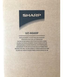 UZ-HG6DF Sharp, Filtr...