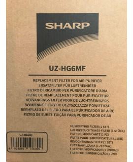 UZ-HG6MF Sharp, Filtr...