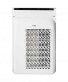 oczyszczacz powietrza sharp KI-G75EUW widok z tylu filtr wstepny