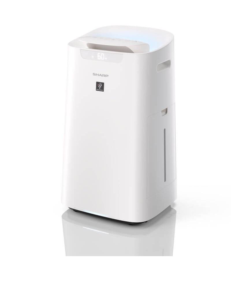 oczyszczacz powietrza Sharp z nawilżaczem i jonizatorem UA-KIL60E-W