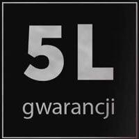 Gwarancja 5Y