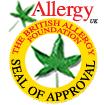 Certyfikat skuteczności przeciw alergii
