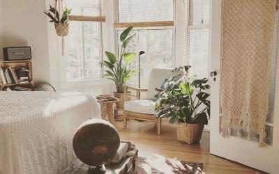 Jak wietrzyć mieszkanie latem?
