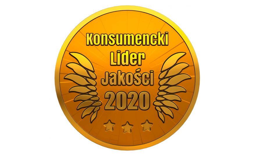 Marka SHARP laureatem programu Konsumencki Lider Jakości 2020